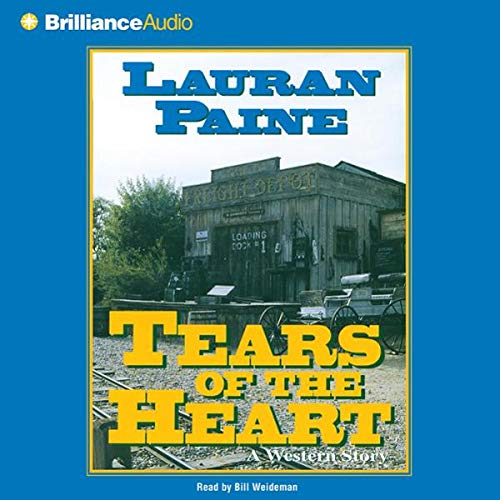 Tears of the Heart audiobook cover art