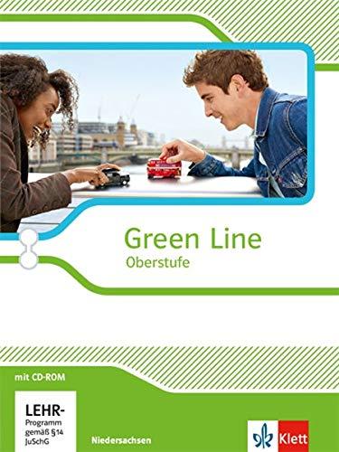 Green Line Oberstufe. Ausgabe Niedersachsen: Schülerbuch mit CD-ROM Klasse 11/12 (G8), Klasse 12/13 (G9) (Green Line Oberstufe. Ausgabe ab 2015)