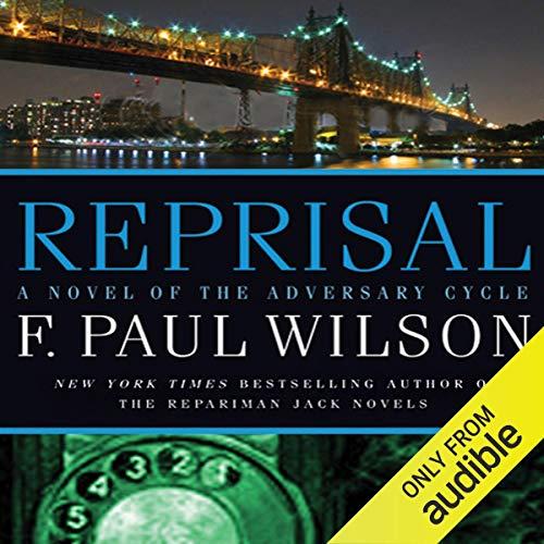 Reprisal Audiobook By F. Paul Wilson cover art