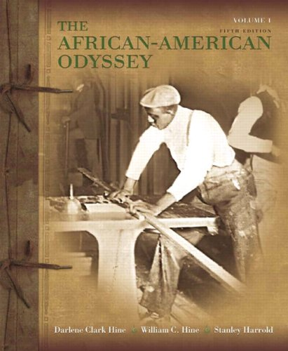 The African-American Odyssey: 1