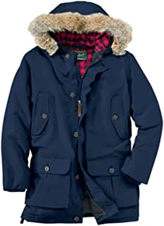 Woolrich Men's Arctic Down Parka 550 Fill Deep Navy