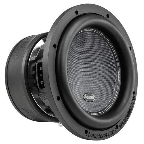 American Bass XR-10D2 10' Subwoofer Dual 2 Ohm 2000W Max 200 Oz. Magnet Single