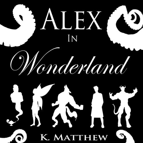 Alex in Wonderland audiobook cover art