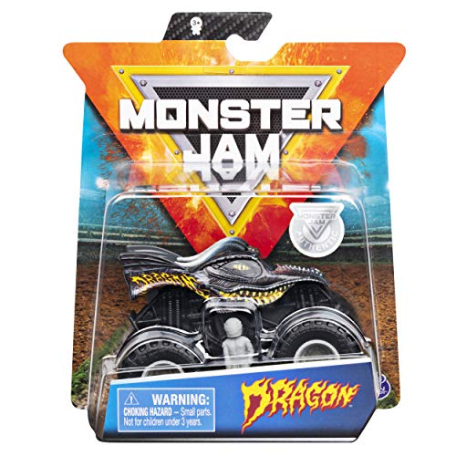 Monster Jam - Single Pack 1:64, Dragon