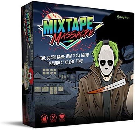 Mixtape Massacre Japan Maker New New Shipping Free Shipping Board Game