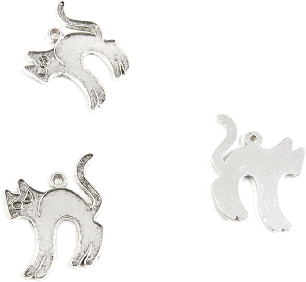 Jewelry Making Charms Antique Silver Jewellery Colorado Springs Mall Tone Color 40% OFF Cheap Sale Charme