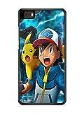 Coque Huawei P10 LITE Pokemon go team pokedex Pikachu Manga valor mystic instinct case