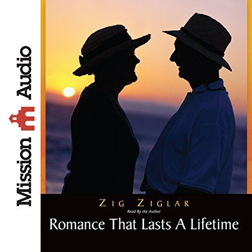 Romance That Lasts a Lifetime audiobook cover art