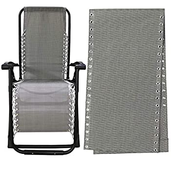Best gravity chair replacement fabric Reviews