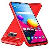 LG G8X ThinQ Case,LG V50S ThinQ Case,Dahkoiz Shock