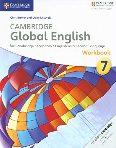 Compare Textbook Prices for Cambridge Global English Workbook: for Cambridge Secondary 1 English as a Second Language Cambridge International Examinations Workbook Edition ISBN 9781107643727 by Barker, Chris,Mitchell, Libby
