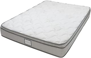 Denver 326395 Short Queen Size RV Supreme Euro Top Mattress White