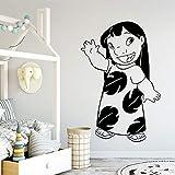 wZUN Pegatinas de Vinilo calcomanías de Pared decoración habitación de los niños habitación del bebé jardín de Infantes decoración de la Pared Cartel de la casa 50X33cm