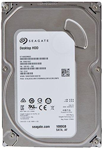 "Preisvergleich Produktbild Seagate Desktop HDD 1 TB; interne Festplatte; 3.5"",  SATA; 6GB / s - ST1000DM003"