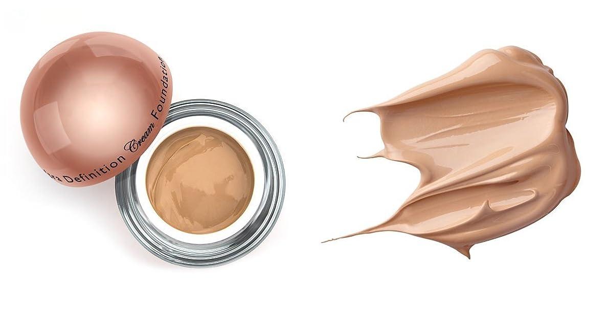 退却ブラザーベーカリーLA Splash (無料なめらかな顔のシートマスク付き)LA-スプラッシュウルトラ定義されたクリームファンデーション 1オンス カシュー/ 1オンス(20202)