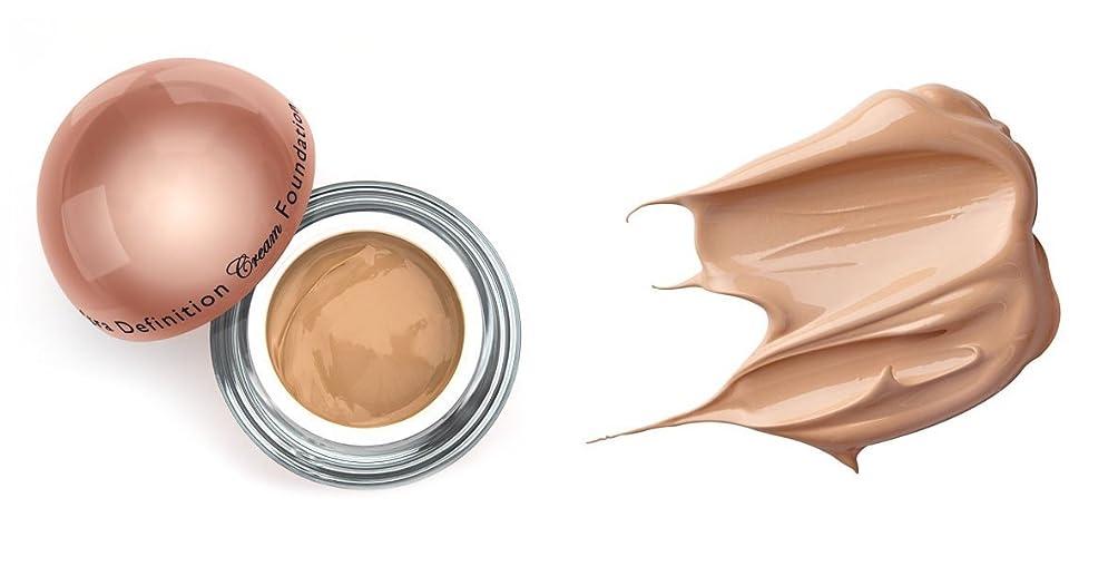 一過性学部祝福するLA Splash (無料なめらかな顔のシートマスク付き)LA-スプラッシュウルトラ定義されたクリームファンデーション 1オンス カシュー/ 1オンス(20202)