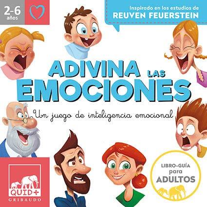 Adivina las emociones: Un juego de iteligencia emocional (Quid+)