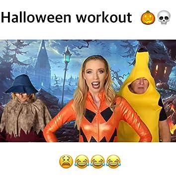 Pamela Pupkin's Halloween Workout