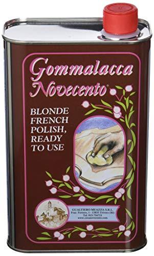Novecento 0832 Vernice Gommalacca, biondo, 1 litro