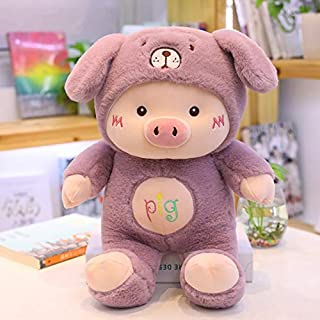 chelei2019 Plush Toys Pig Plush Puppy Stuffed Animal Toy 18