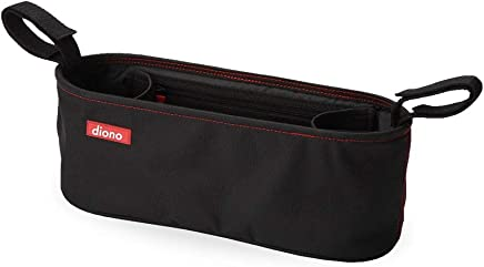 Diono Buggy Buddy Stroller Organizer, The Perfect Stroller Accessory, Black