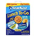 StarKist Lunch To-Go Chunk Light Pouch - Mix Your Own Tuna Salad - (Packaging May Vary) (Pack of 12) by