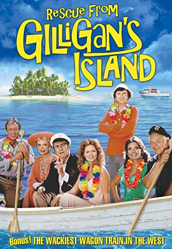 Rescue From Gilligan's Island (1978) / The Wackiest Wagon Train in the West (1976)