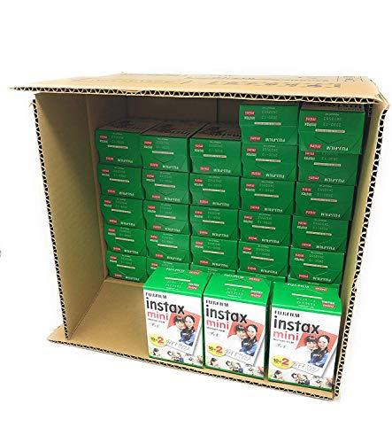 チェキフイルム 業務用元箱 instax mini インスタックスミニ 2P×30 計600枚セット & アルバム60枚収納10冊付