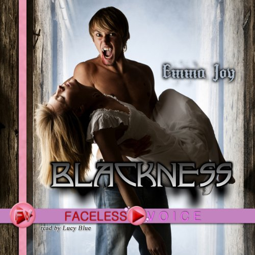 Blackness: Lucy Blue Narration audiobook cover art