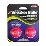 Original Sneaker Balls | Combat les odeurs de chaussures/sac de sport | Parfum frais et propre | Rose