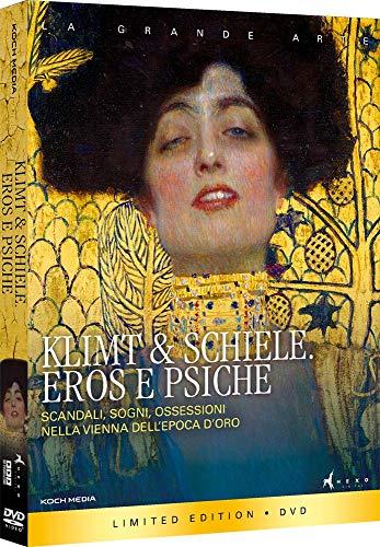 Klimt & Schiele - Eros E Psiche  ( DVD)