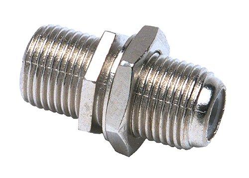 Allen Tel CT721 In-Line Splice F-Connector, 2-Pack