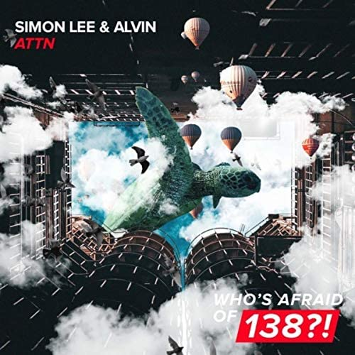 Simon Lee and Alvin