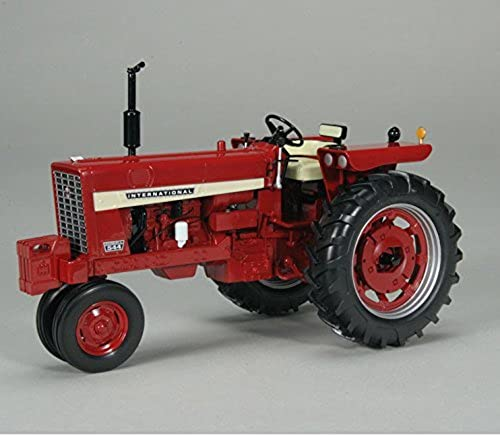 1 16th High Detail IH Farmall 544 Gas Narrow Front by Spec Cast