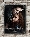 Huawuque Twilight Poster Standard Size | 18-Inches by 24-Inches | Twilight Moive Posters Wall Poster Print