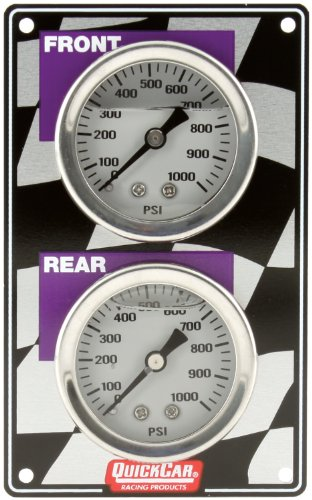 Why Choose QuickCar Racing Products 61-101 Mini Brake Bias Gauge Panel