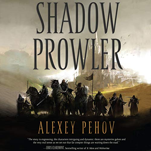 Shadow Prowler                   By:                                                                                                                                 Alexey Pehov                               Narrated by:                                                                                                                                 MacLeod Andrews                      Length: 15 hrs and 22 mins     350 ratings     Overall 4.0