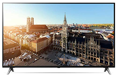LG 65SM8500PLA - Smart TV NanoCell 4K UHD de 164 cm, 65', con Alexa Integrada, Procesador Inteligente Alpha 7 Gen. 2, Deep...