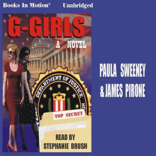 G Girls audiobook cover art
