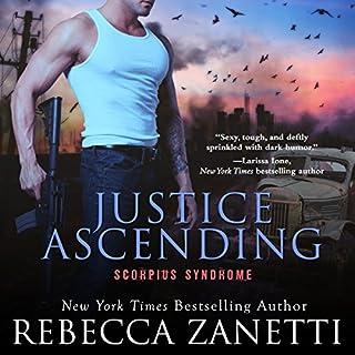 Justice Ascending audiobook cover art
