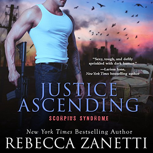 Justice Ascending audiobook cover art