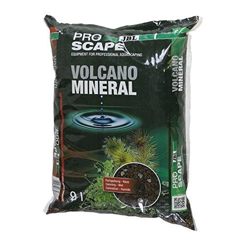 JBL ProScape Volcano Mineral Bodengrund Vulkangestein für Aquascaping, 9 l, 67078