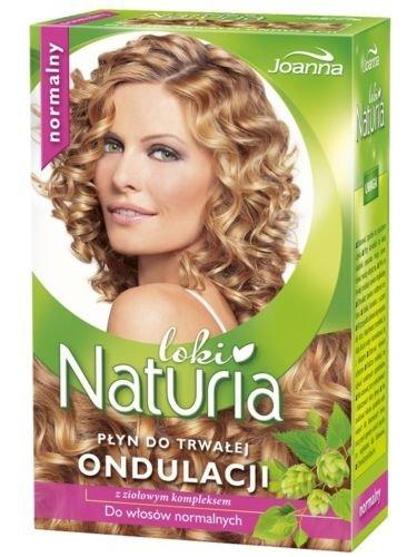 Naturia permanentées Normal Set avec extraits d'herbes 150 ml