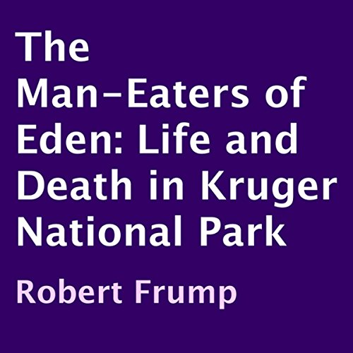 The Man-Eaters of Eden cover art
