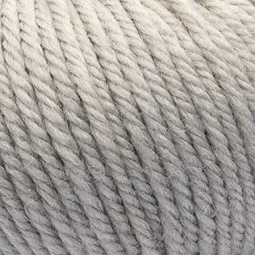 ggh Sportlife | 100% Schurwolle (Superwash) | Wolle zum Stricken und Häkeln geeignet | Farbe 021 - Helles Beige