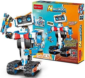 OKK STEM Robot Building Block Toy with 635 Pieces