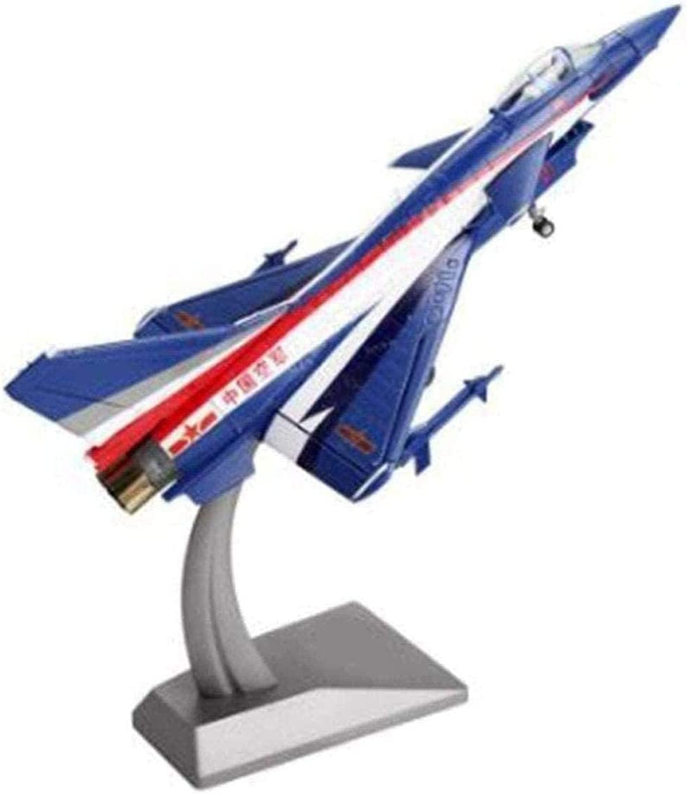 Military Model New 1 60 Nippon regular agency China J10 Ranking TOP20 Diecast Alloy Airplane Fighter