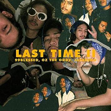 Last Time ll