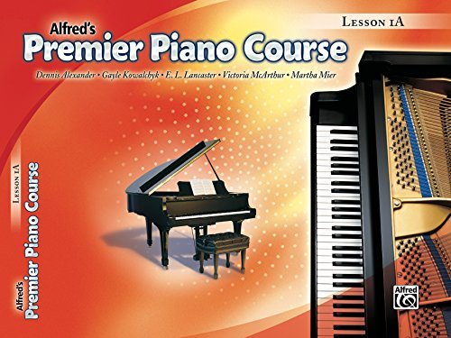 Premier Piano Course: Lesson Book 1A (English Edition)