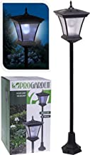 Provence Outillage 512000250 Solar lantaarn, zwart